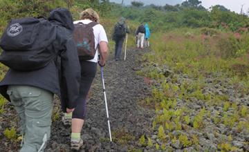 mount rwenzori hiking